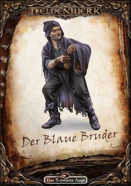 Der blaue Bruder Heldenwerk 036 Das Schwarze Auge